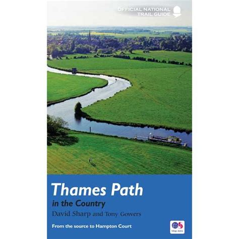 thames path sections thames path in the country national trails shop