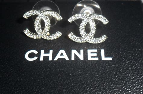 Earring Chanel Kode 1005 chanel wallpapers wallpapersafari