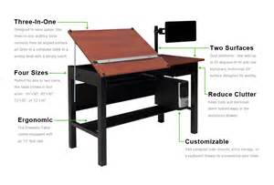 Adjustable Desk Ikea Freedom Drafting Table Frdt Versatables Com