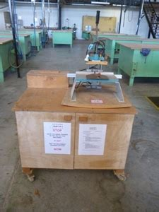 hoffman woodworking hoffman dovetail jointing machine auction 0016 7002122