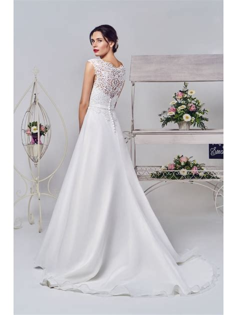 Classic Wedding Dresses gowns 16004 classic wedding dress ivory