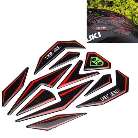 Stiker Tankpad Yamaha Nmax reflective 3d motorcycle sticker moto gas fuel tank
