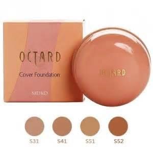 Dijamin Octard Cover Foundation meiko octard cover foundation 20gr s31 s41 s51 s52