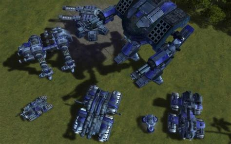 supreme commander mod in image 4th dimension fa mod for supreme