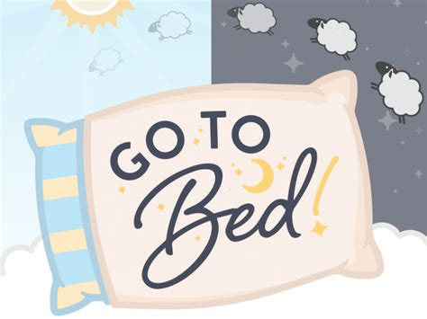 going to bed announcing the launch of go to bed 14 easy steps to