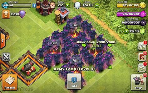 download game coc mod fhx server new fhx for coc 1mobile com