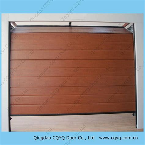 garage door section china sectional garage doors china sectional garage