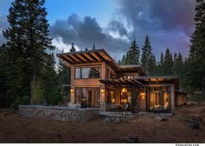contemporary mountain home plans modern mountain retreat to unwind this winter season