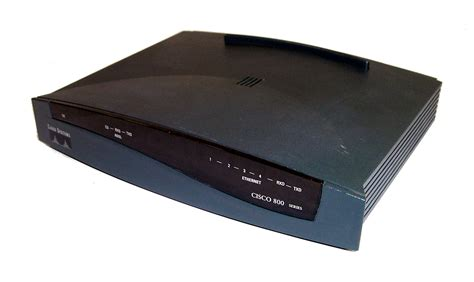Router Cisco 800 Series cisco 800 series model 837 ios c837 k9o3y6 m version 12 3