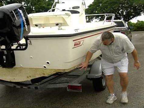youtube bottom paint boat sstv 9 02 bottom painting a fiberglass hull for the