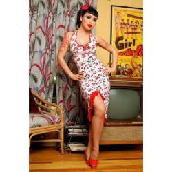 Cherry salsa dress by pin up girl at addictedtorockabilly photo