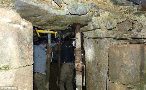 Room Found by Secret Room In Scottish Mingary Castle Revealed For