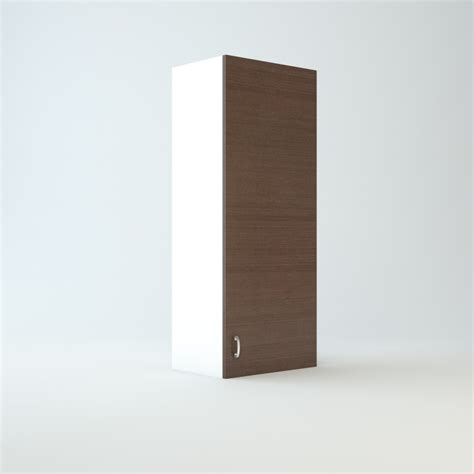 wall cabinet 45 quot high 18 quot wide for one door
