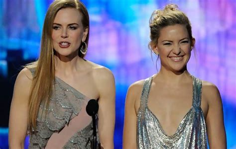 Kate Hudson Wardrobe by Kate Hudson S American Awards Appearance Nearly
