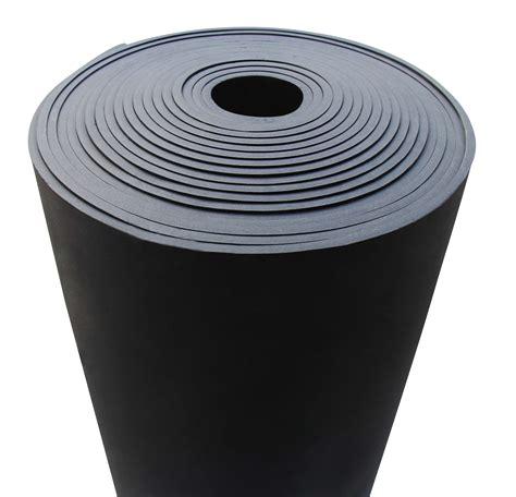 pvc nbr rubber foam sheet insulation lagging black foam