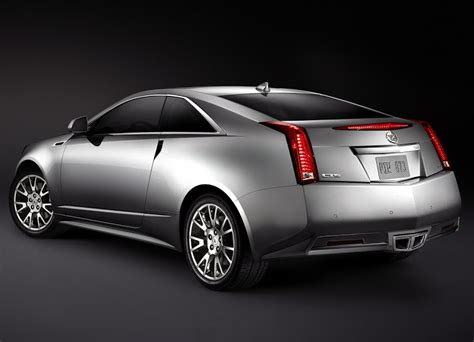 Two Door Cadillac Cts by 2011 Cadillac Cts 2 Door Coupe V6 Gambar Wallpaper Mobil