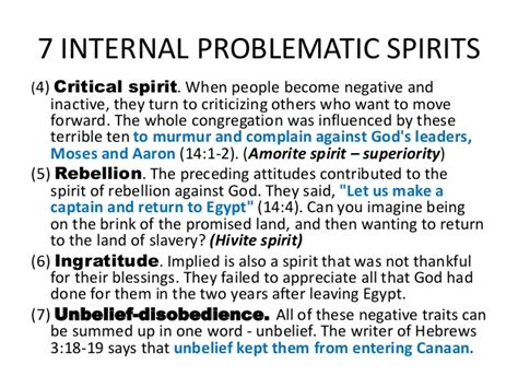 hivite spirit spiritual mapping