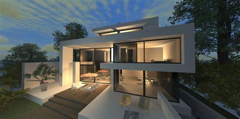 neubau haus  moderner architektur zum festpreis haus