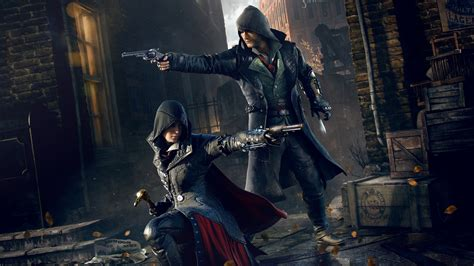 assassins creed syndicate twin assassins wallpapers hd