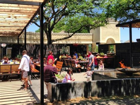 Patio Dining Dallas - the 10 best new patios in dallas to drink and dine
