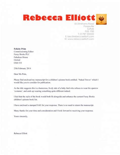 cover letter exle manuscript simple cover letter exles letter simple