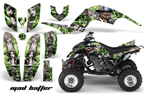 Yamaha Raptor 660 Aufkleber by Amr Racing Graphics Makes A Line Of Premium Quality