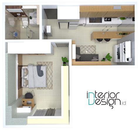 jasa design interior apartemen jakarta denah jakarta interiordesign id