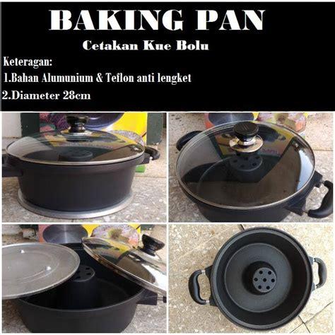 Pemanggang Kue Bolu loyang bolu snack maker cetakan bolu baking pan murah