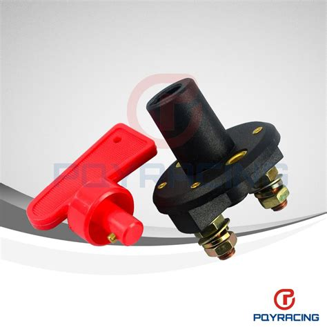 Car Kill Switch Kit | pqy store master battery isolator cut out off kill switch