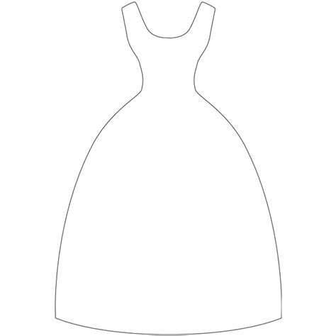 dress template you never know when you might need one