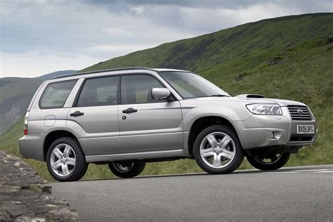 forester subaru subaru forester 2002 car review honest