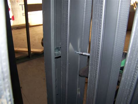 Steel Door Installation by Door Frame Steel Frame Door Installation