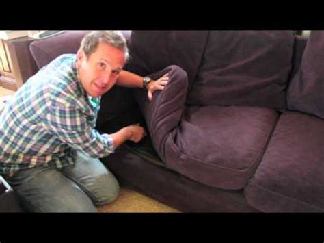 couch fix as seen on tv reviews diy how to fix and repair a sagging sofa or couch best