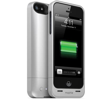 mophie charger for iphone 5 mophie juice pack helium iphone 5 charging silver