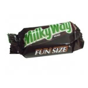 milky way bar fun size 192 count candies candy direct polyvore