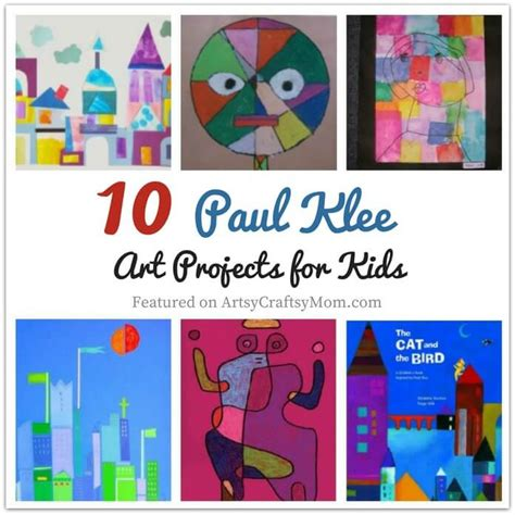 Paintings Home Decor by 10 Paul Klee Art Projects For Kids