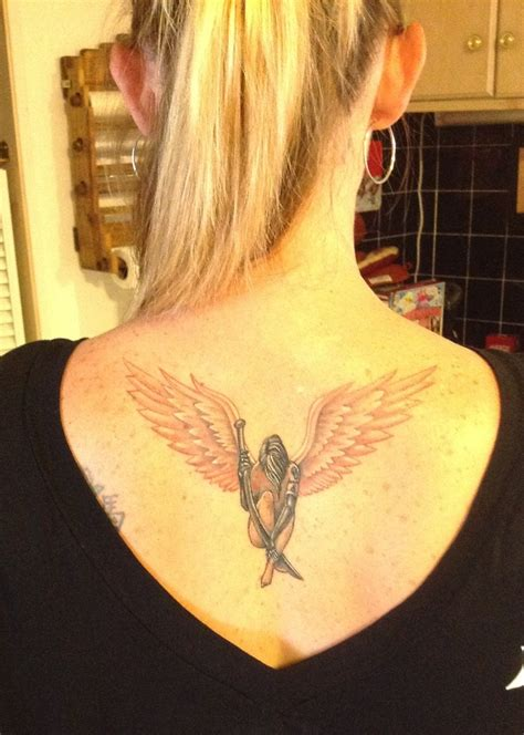 tattoo inspiration angel 107 best images about tattoo inspiration on pinterest