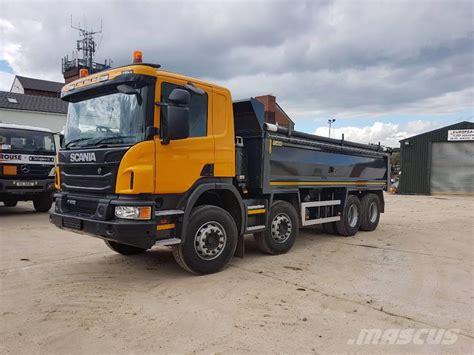 used scania p 410 dump trucks year 2017 price 135 991