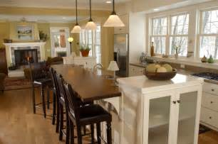 Open Plan Kitchen Floor Plan Farmhouse Kitchen Open Floor Plan Farmhouse Kitchen