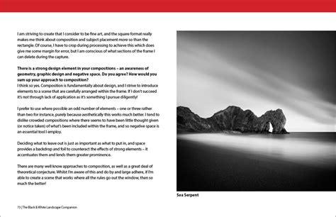 epub landscape format the black white landscape companion ebook creative
