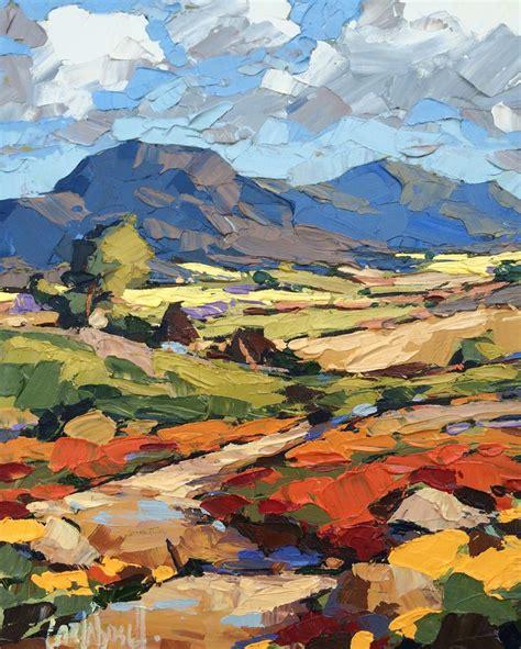 landscape painting best 25 acrylic landscape painting ideas on