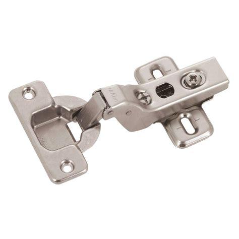 richelieu hardware inset frameless cabinet hinge 2