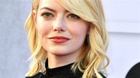 emma stone voice type emma stone happy to gain weight for battle of sexes