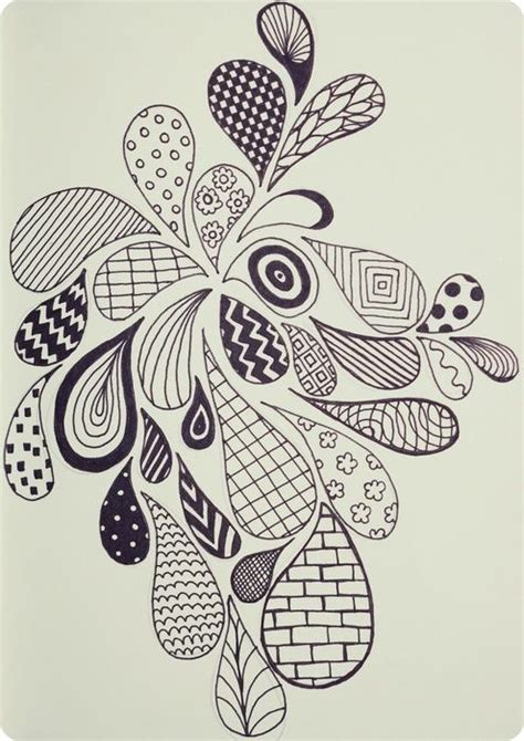 doodle patterns zen cute tattoo tattoo tattooskid