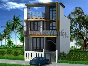 small house elevations small house front view designs blockbuster upslope front view design 85016ms 2nd