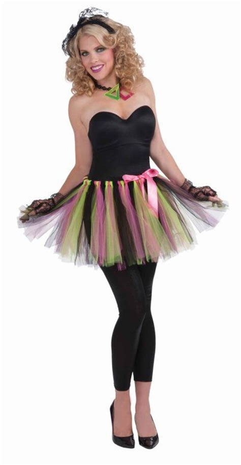 how to dress as an 80s groupie ehow 80s tutu black green pink the best 50 s 60 s 70 s
