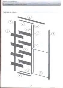 delightful Comment Monter Une Porte Coulissante #1: Notice-de-montage-002.jpg