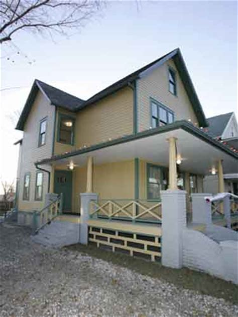 a christmas story house ralphie s house a christmas story house