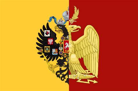 ancient roman empire flag russo roman empire flag by claudius42 on deviantart