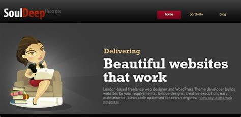 top freelance web design to work from home